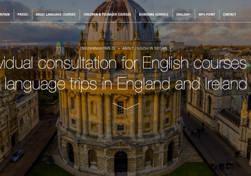 Our new website, now available in English