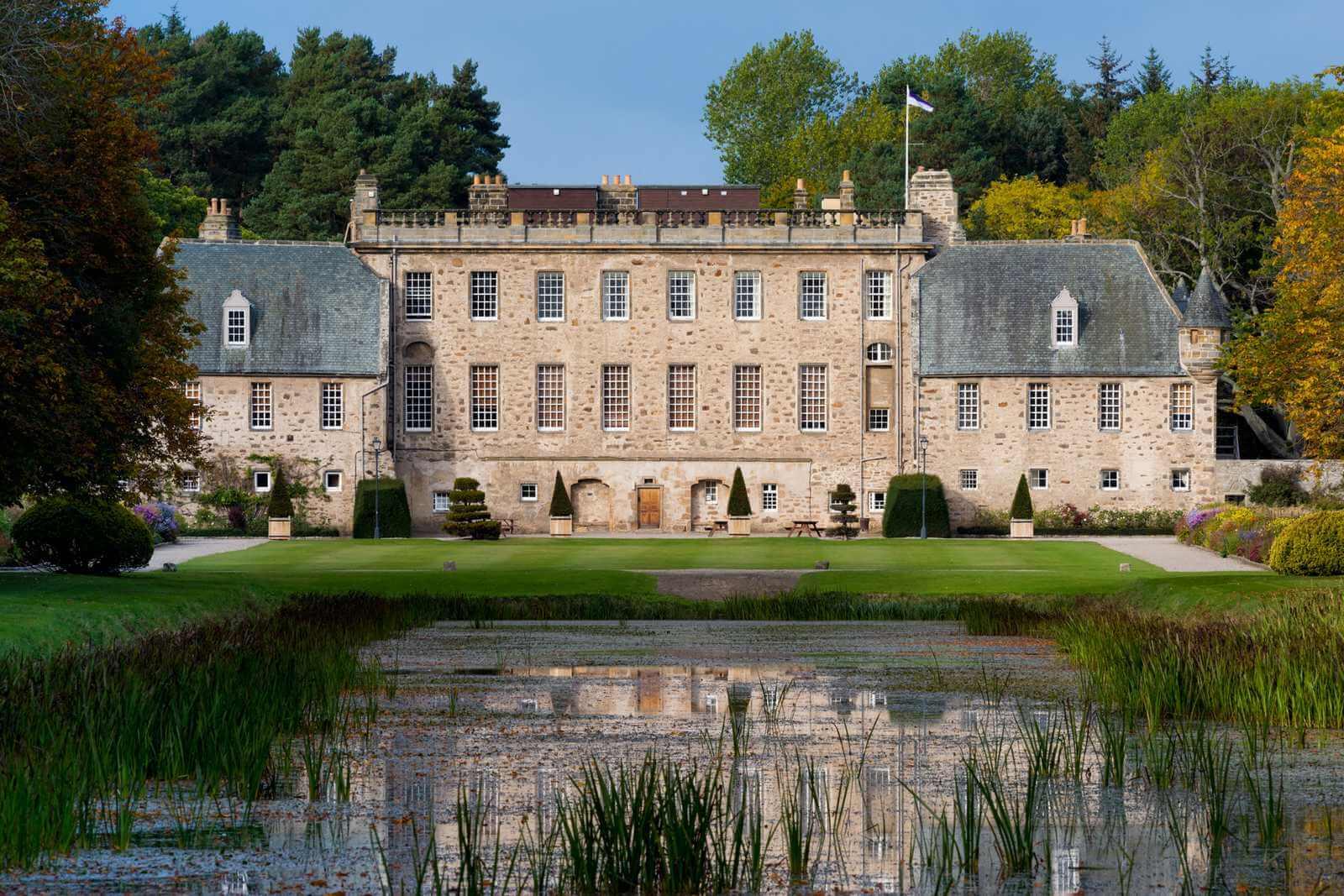 Internat Schottland - English in Britain